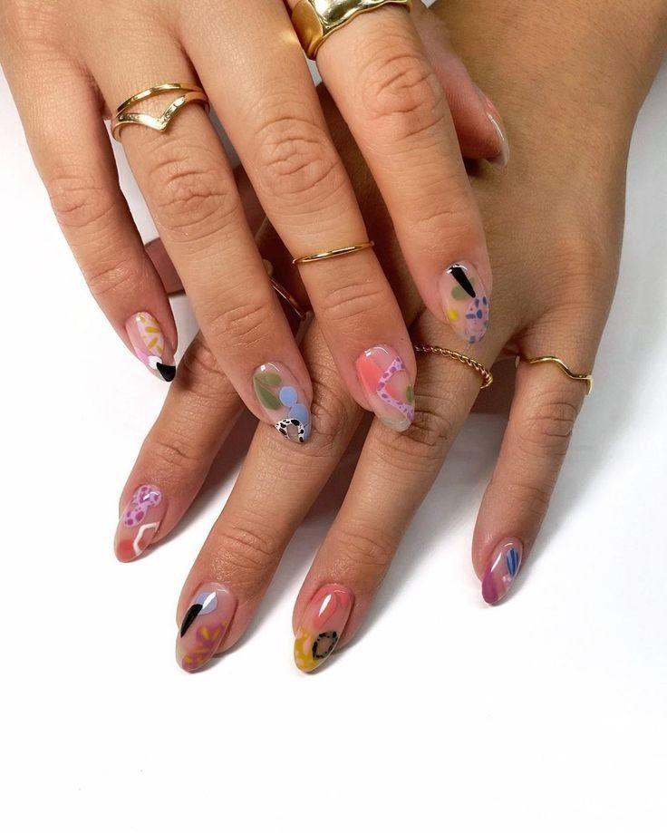 @mikalagrace_ | Minimalist nails, Minimal nails, Stylish nails