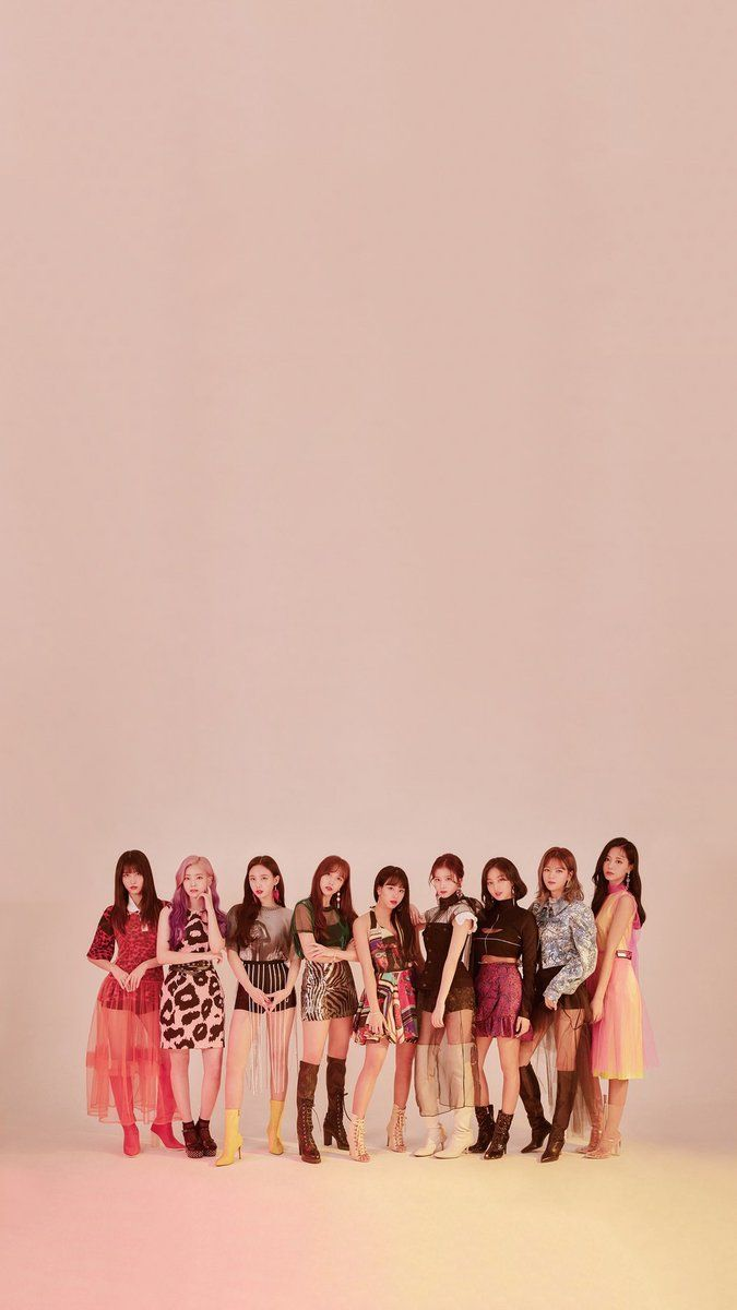 Twice Wallpaper Kpop wallpaper, Korean girl groups