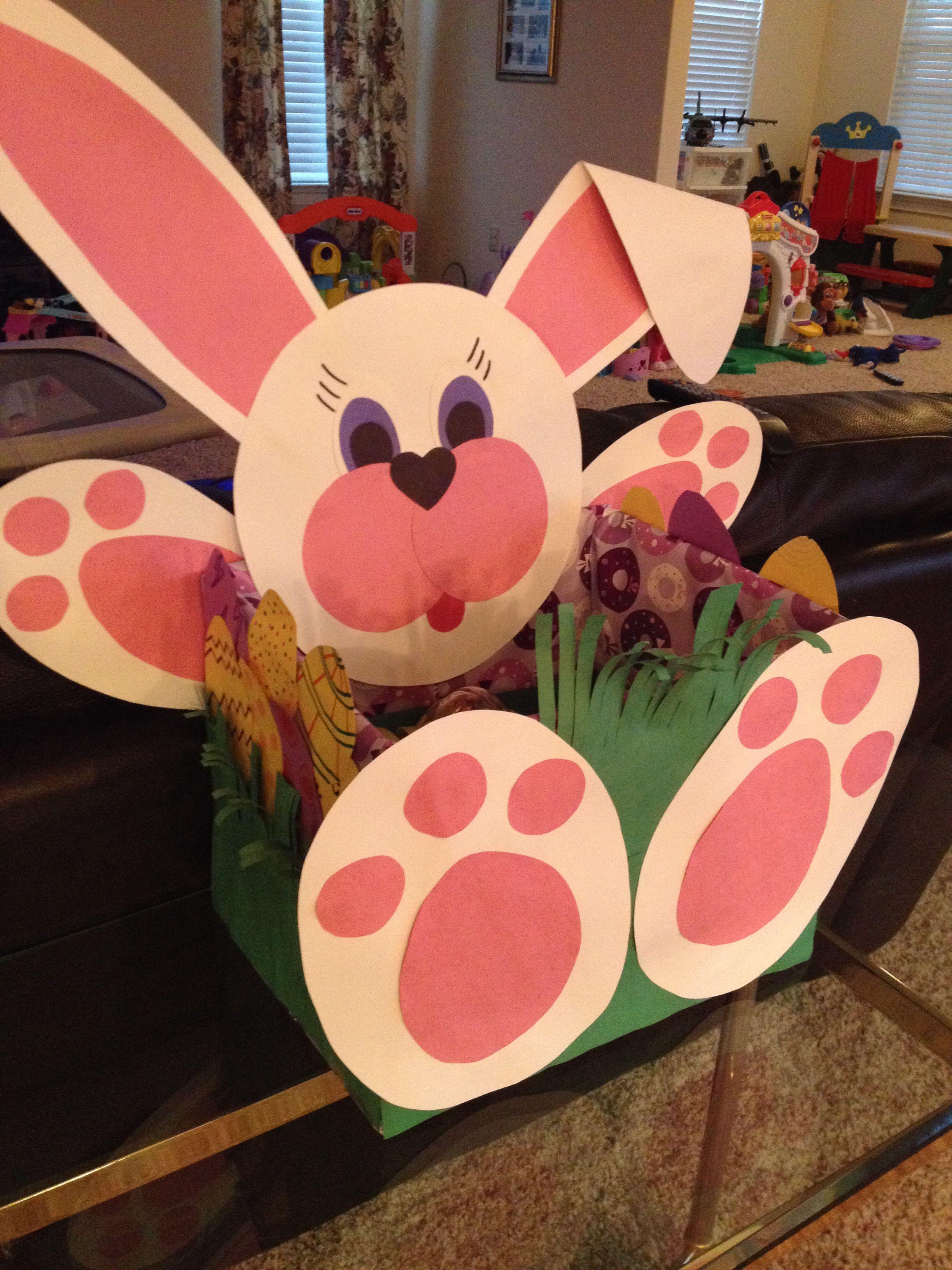 Preschool Easter Game