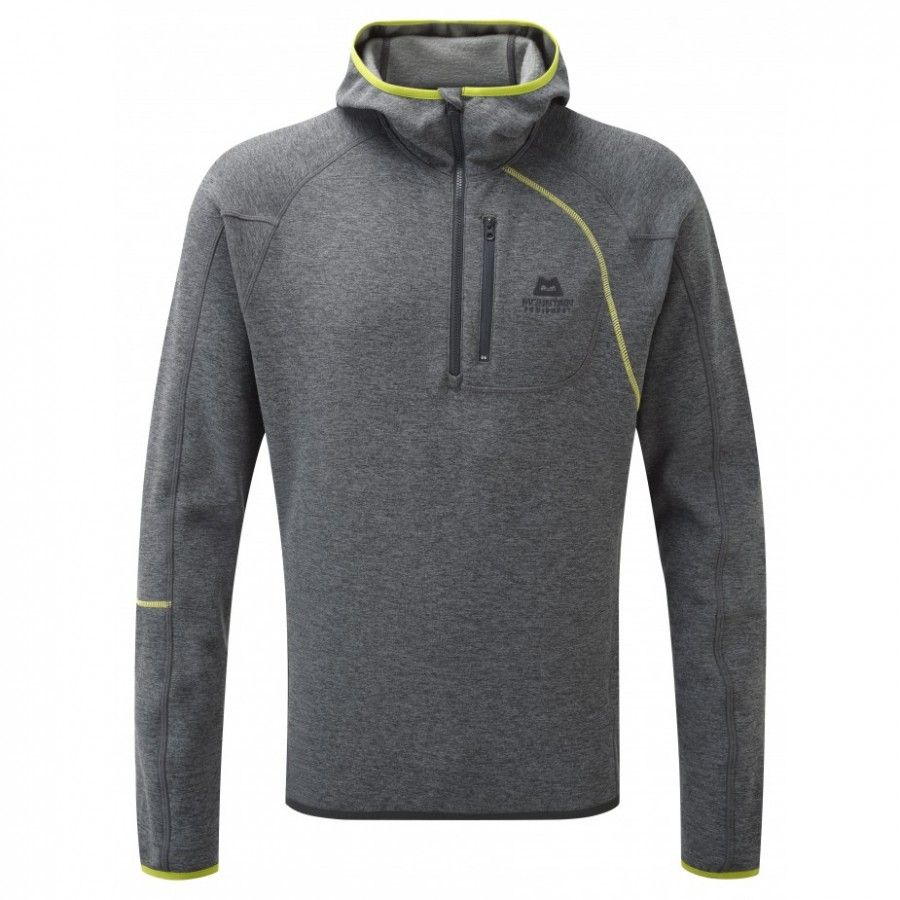 Mountain Equipment Integrity Hooded Zip T Made Of Delta Fabric That Wicks Moisture Quickly And Doesn T Allow Chafing Great For Mountain Equipment Zip Tees