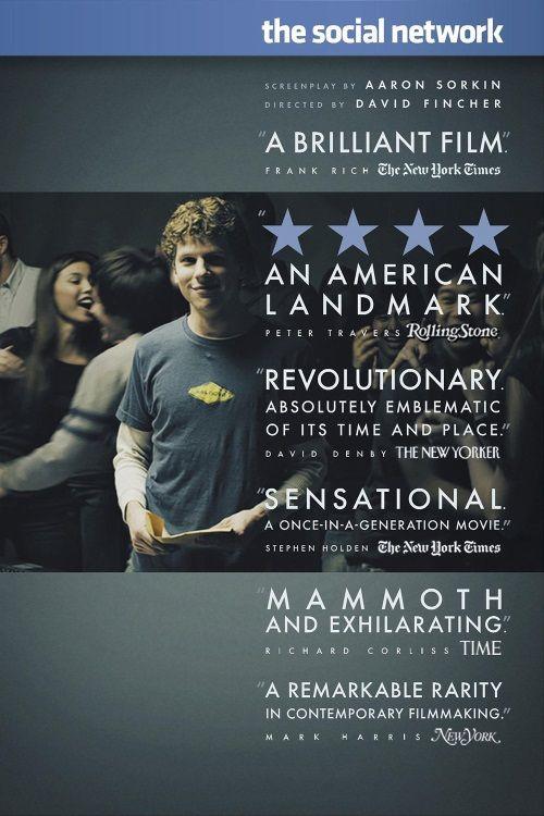 Best Movies Of 2010 To Watch Good Movies List Soziale Netzwerke Soziales Netzwerk Dvd