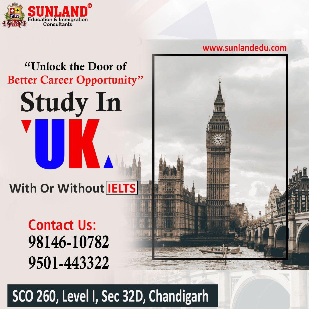 Uk Student Study Visa Study In The United Kingdom Sunlandedu