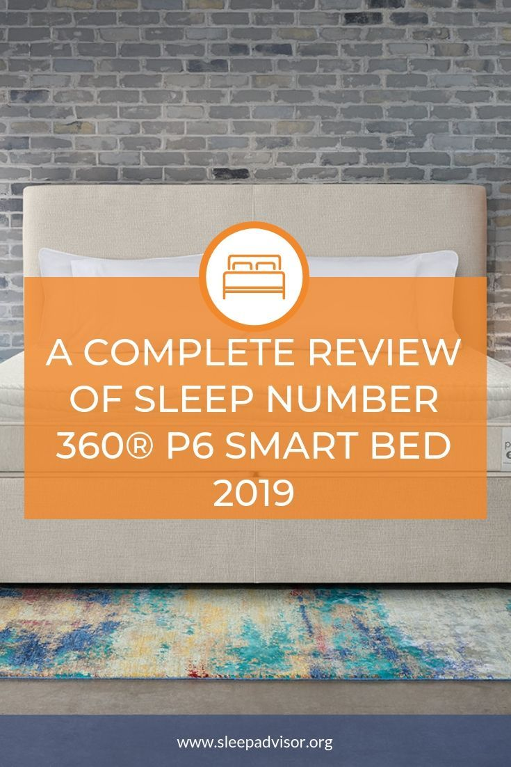 Sleep Number 360® p6 Smart Bed Review Ratings for 2020