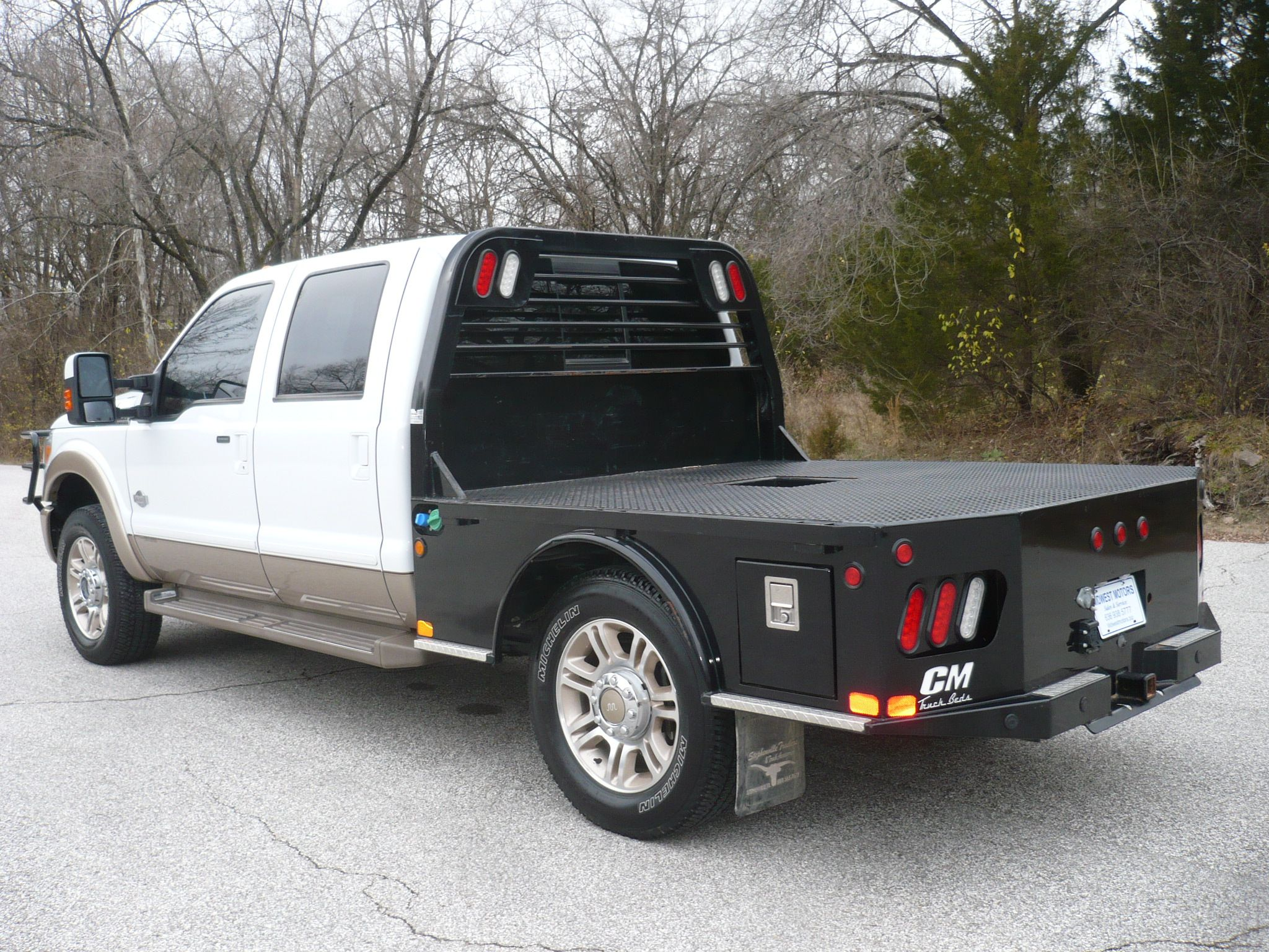 king ranch with a cm sk bed truck beds Pinterest