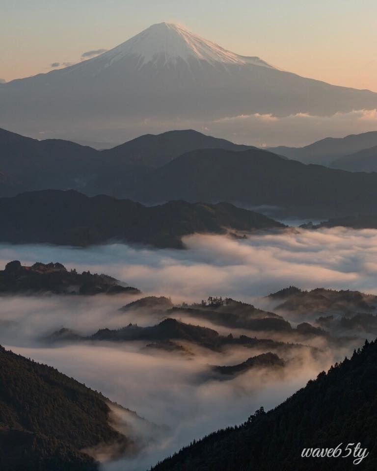 富士山 Mt.Fuji Japan 東京カメラ部 New:八子俊昇 #Japan #mtfuji #富士山
