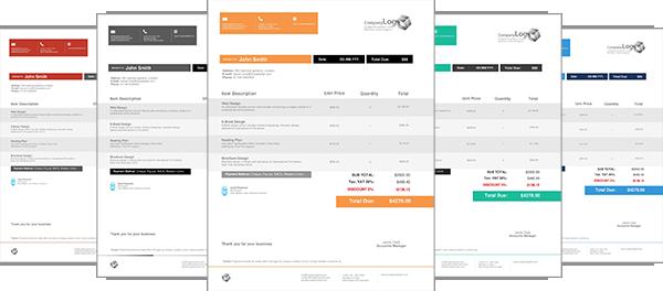 download invoice template keynote | rabitah, Invoice templates