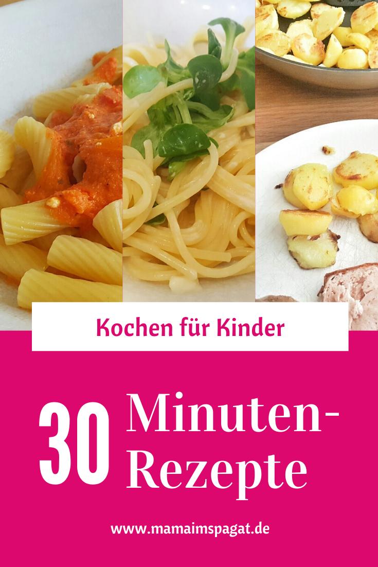Schnelle Gerichte Fur Kinder Rezepte Fur Jeden Tag Mama Im Spagat In 2020 Rezepte Einfache Gerichte Gerichte Fur Kinder