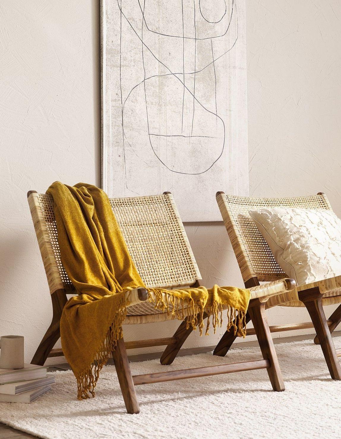 Zara Home Decouvrez L Accessoire Deco Indispensable Pour Affronter L Hiver Elle Decoration Chaise Deco Deco Tendance Deco