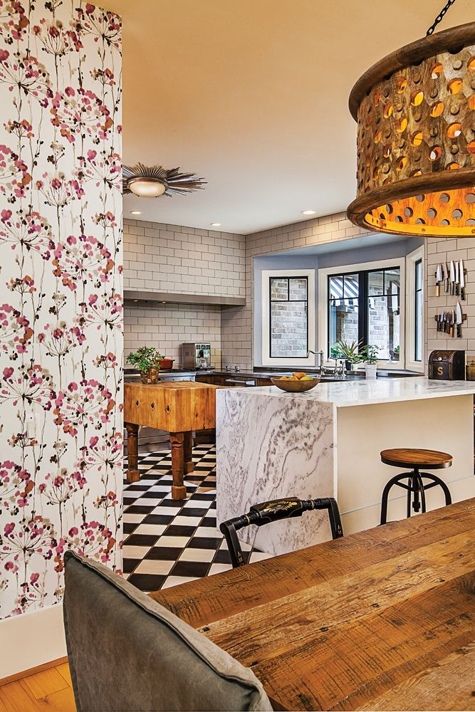 A Perfect Blend House and home magazine, Kitchen