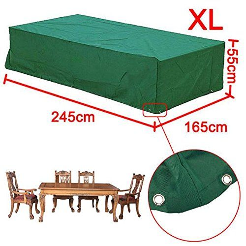 Popamazing S M L Xl Waterproof Outdoor Wicker Rattan Garden Bench Furniture Protective Cover X Large Price Β 20 99