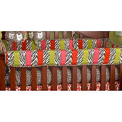 Cotton Tale Here Kitty Kitty Crib Rail Guard | Overstock.com Shopping - Big Discounts on Cotton Tale Bumper Pads
