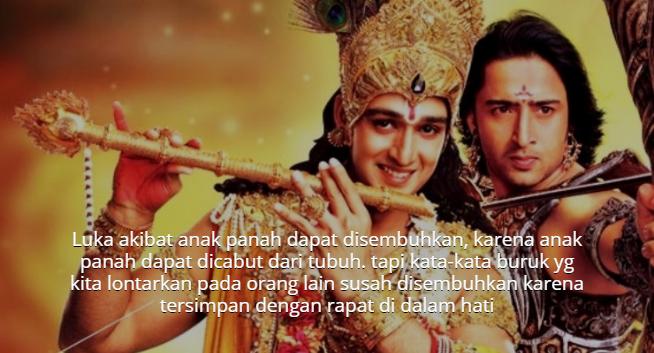 Kata Kata Mutiara Bijak Dari Epos Mahabharata