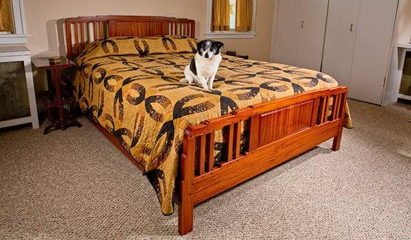 Greene Greene Bed Project Plan Arts Crafts Woodworking Plan Murphy Bed Plans Murphy Bed Plan Murphy Bed