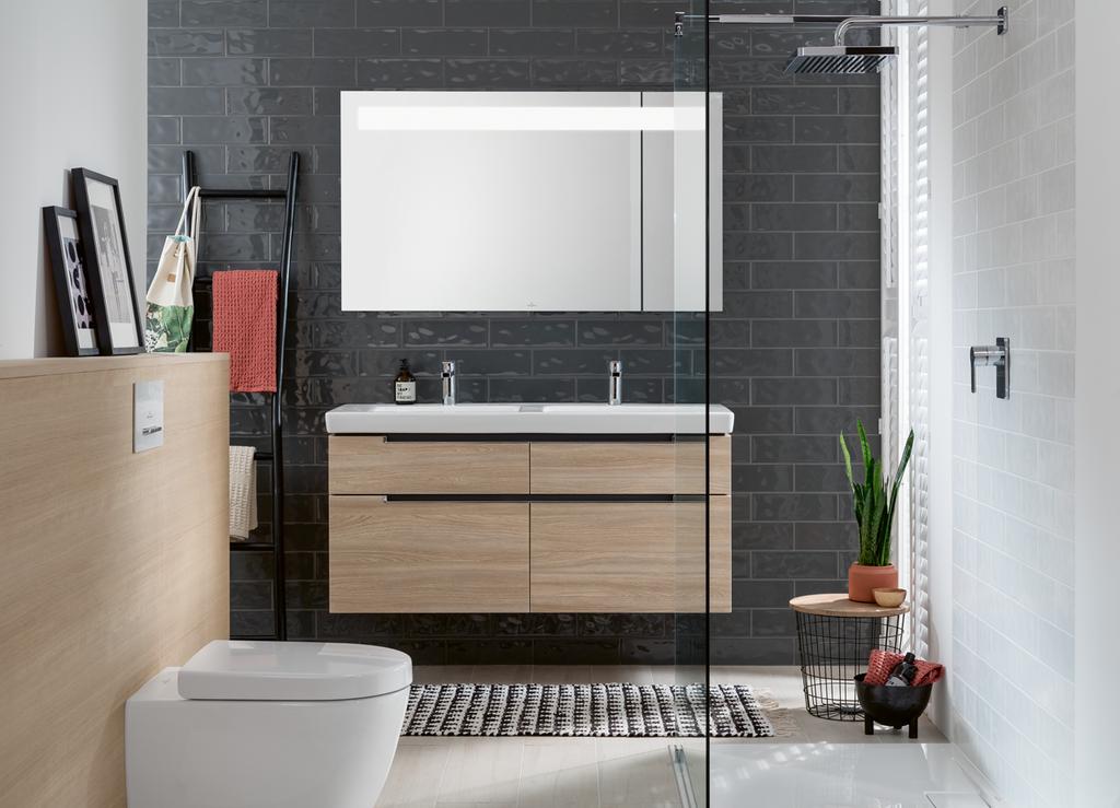 Badezimmerspiegel günstig ~ Spiegel mit led. interesting mit unbenutzt with spiegel mit led