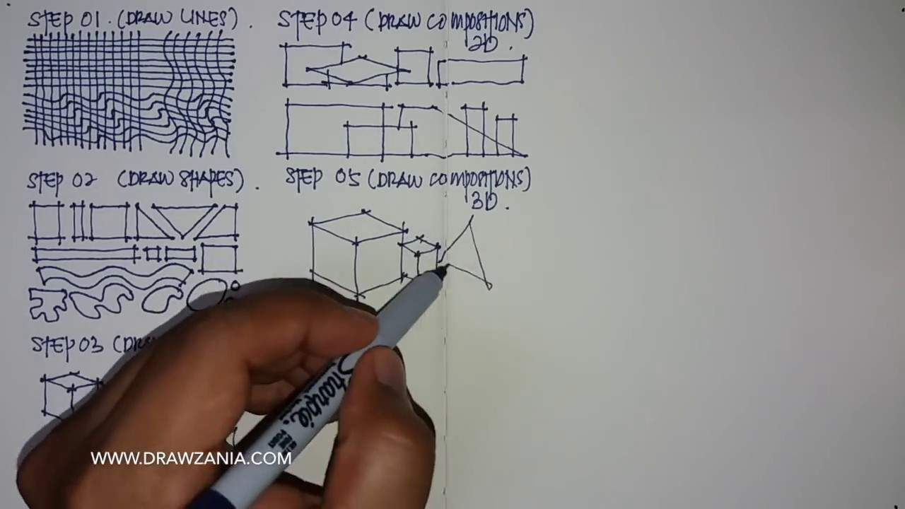 easy steps to draw like an architect also engineering pinterest rh
