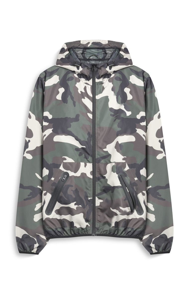 3c7eb72477930 Camouflage Print Jacket | Jackets in 2019 | Jackets, Primark, Outfits
