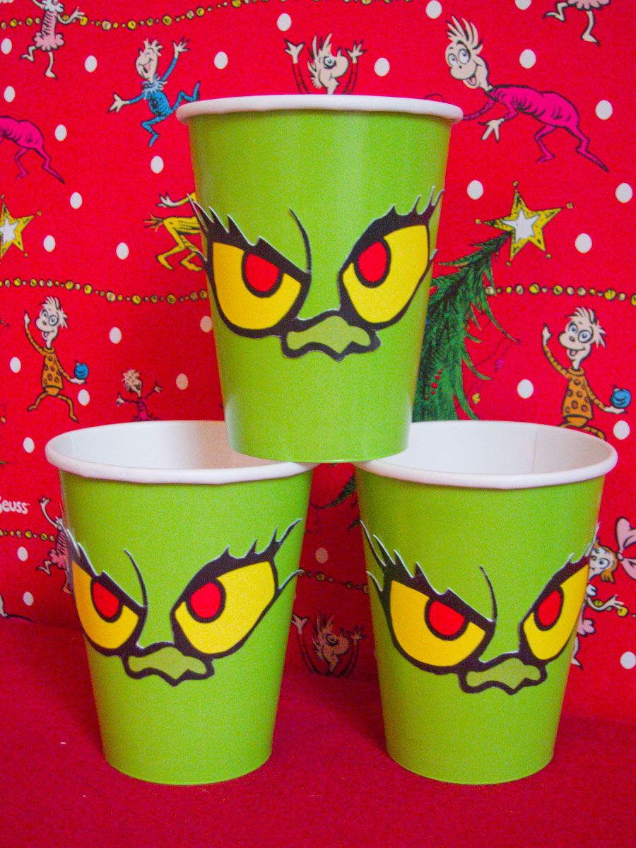 Grinch Christmas Party Ideas Part - 25: Grinch Party Decorations | Grinch Christmas Party Ideas