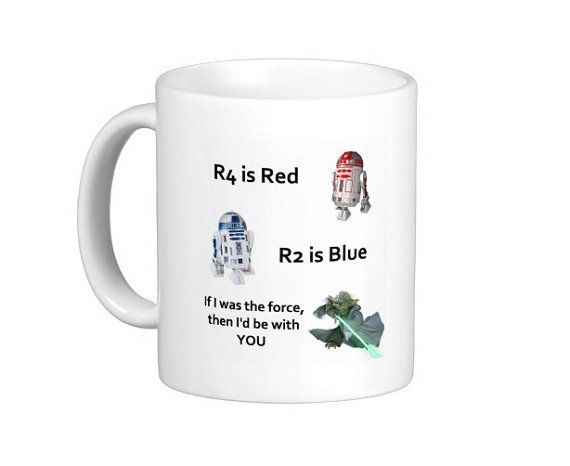 Star Wars Valentine Poem If I Was The Force Then I D Be With You