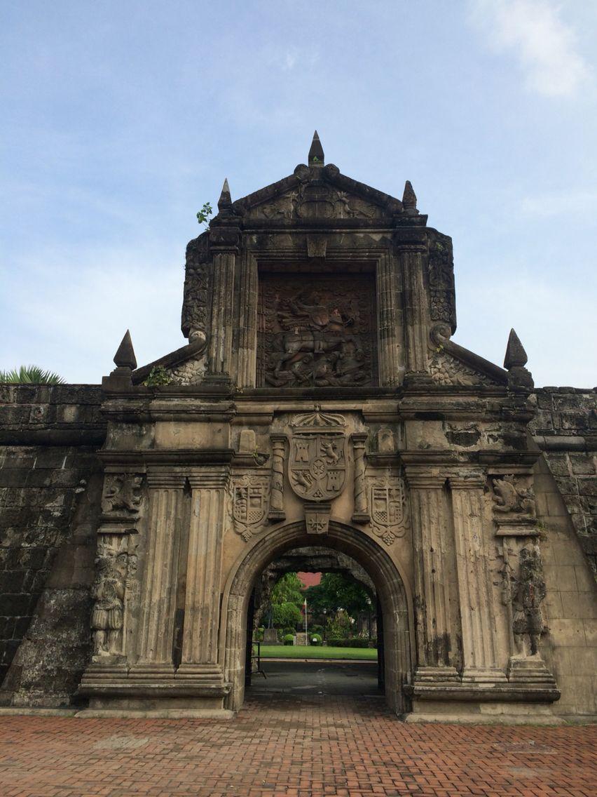 Intramuros In 2020 Fort Santiago Philippines Culture Intramuros