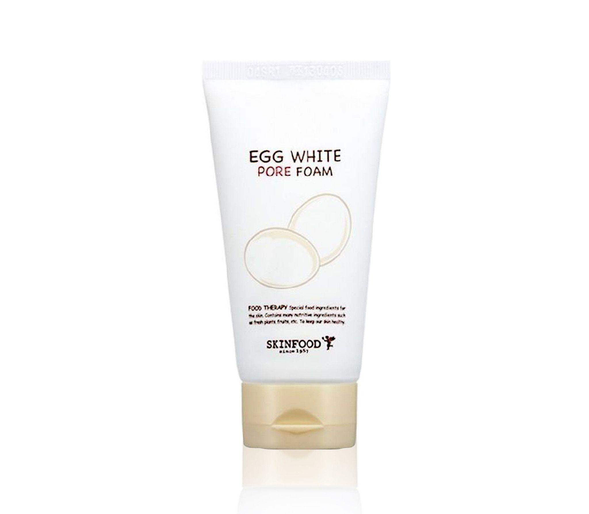 Egg White Pore Foam