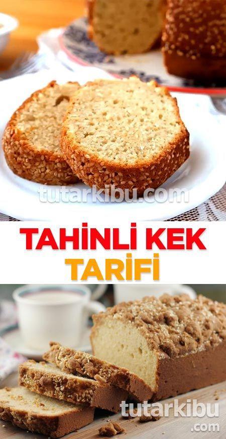 Tahini Cake Tahini Cake -  -