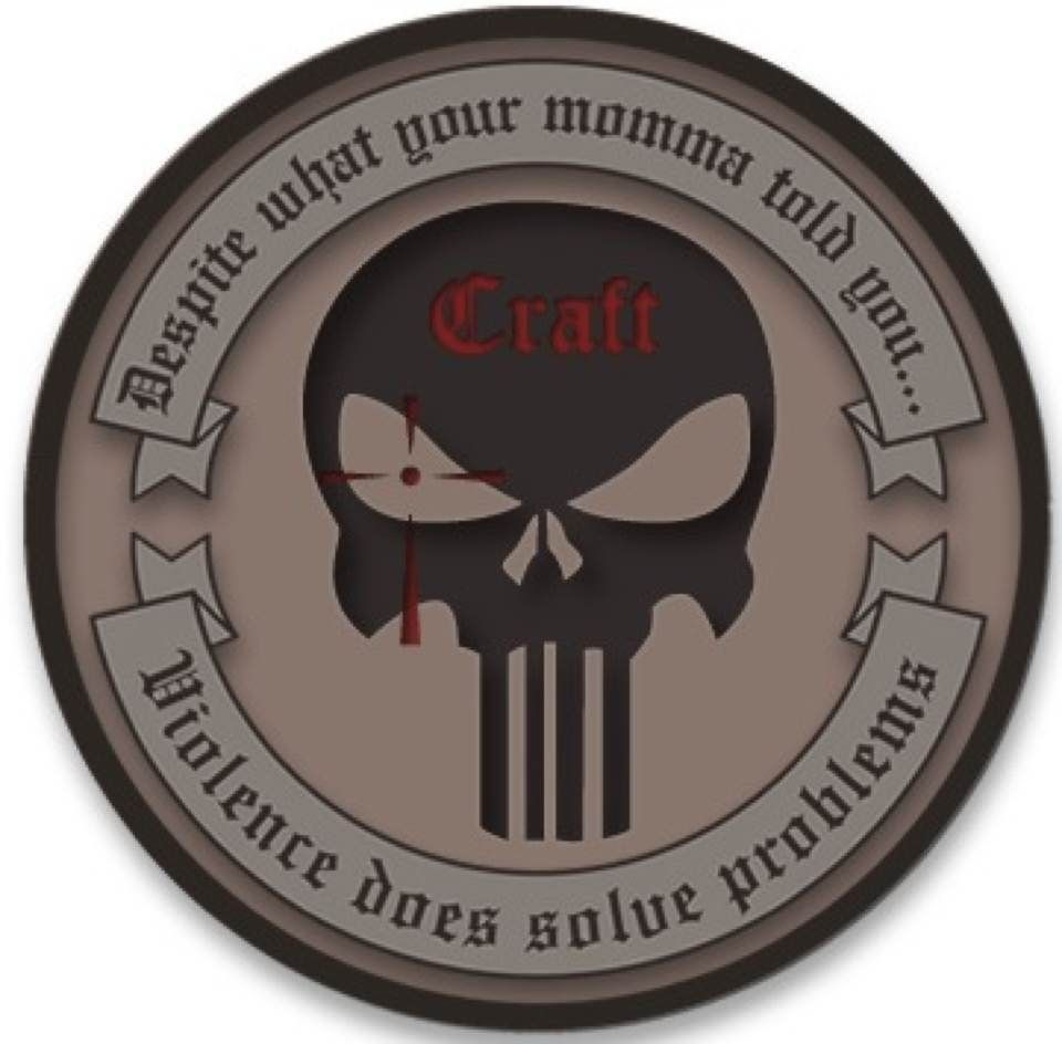 In Memory Of Chris Kyle American Sniper American Hero Parches