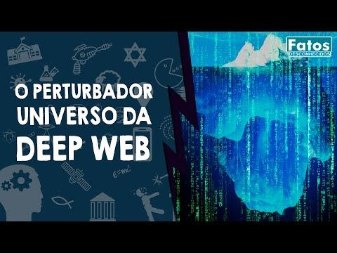 O Perturbador universo da Deep Web - YouTube