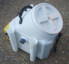 DIY Kayak Livewell Dry Box