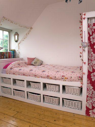 10 ways to maximize storage bedroom ideas home bedroom - Maximize storage in small bedroom ...