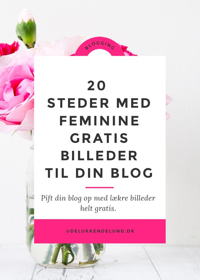 20 Steder Med Feminine Gratis Billeder Til Din Blog Blog Billeder Marketing