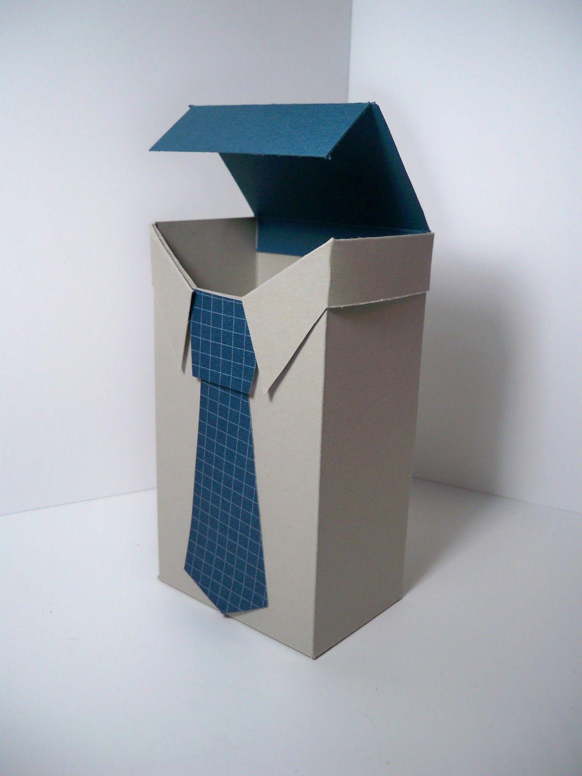 Decoracion De Mesa Hombre Caja De Regalo De Bricolaje Regalos Para Papá Manualidades Hacer Cajas De Regalo