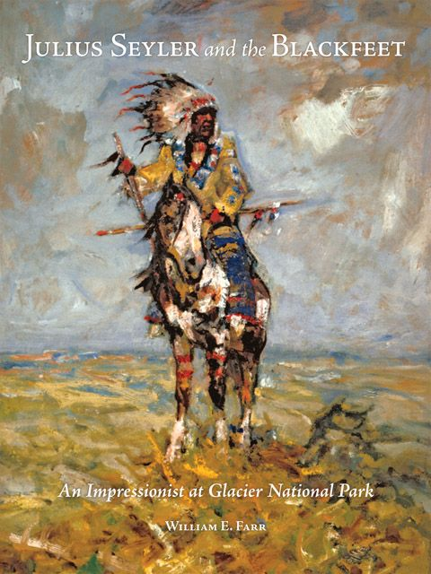 Blackfeet Indians paintings | Blackfoot Indians