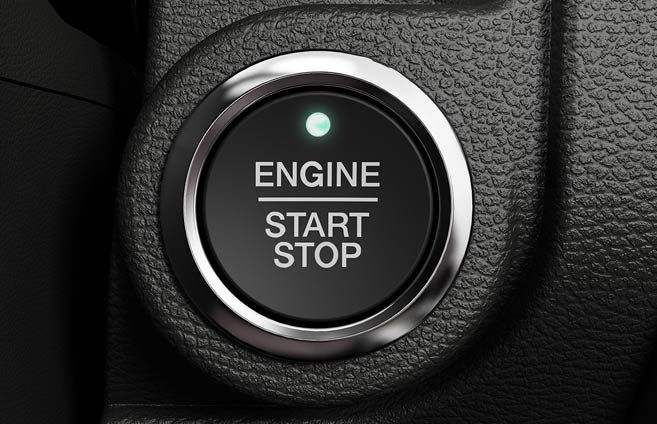 Passive Entry with Push-Button Start Entering and starting your ...
