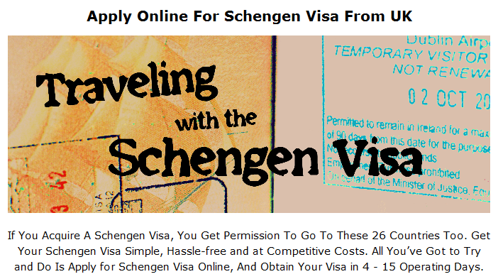 If You Acquire A Schengenvisa You Get Permission To Go To These