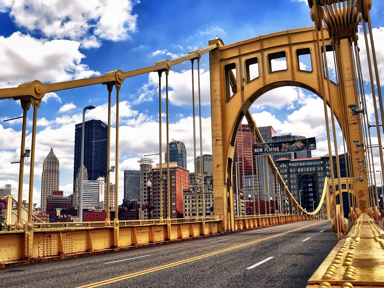 Pittsburgh Background (With Images)