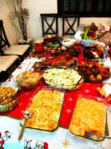 Brazil Christmas Traditions.Recipes And Traditions From A Brazilian Christmas 2014