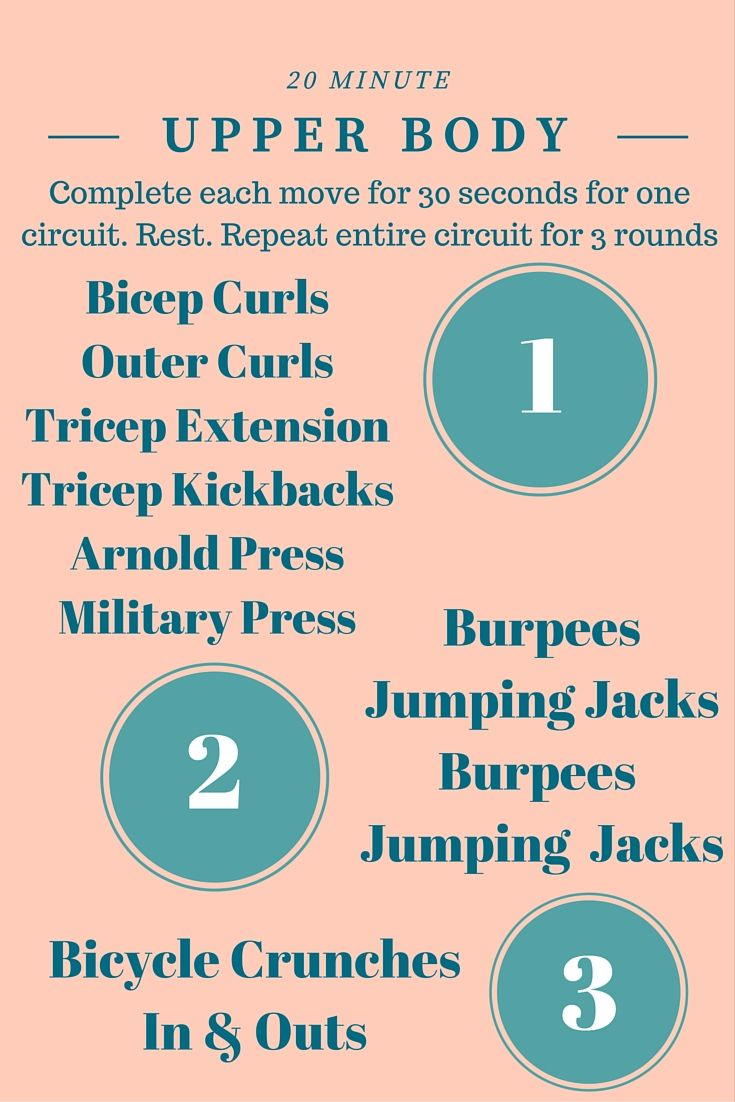 What Are Good Upper Body Workouts Without Weights Most Por