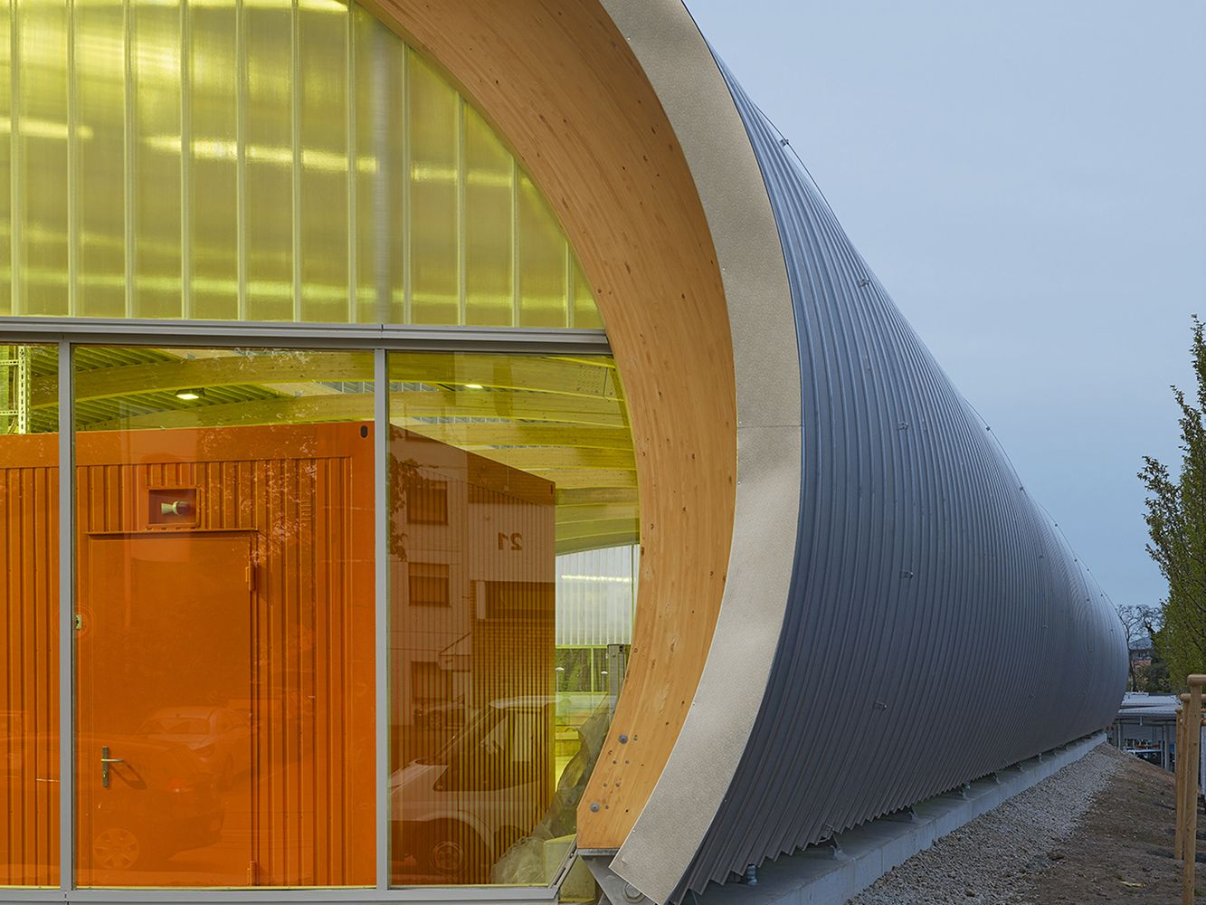 Gallery - Skaterhall / Herrmann + Bosch Architekten - 3