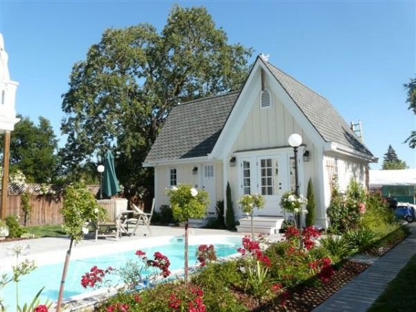 Tiny Romantic Cottage House Plan | Tiny House Blog , Archive Sonoma