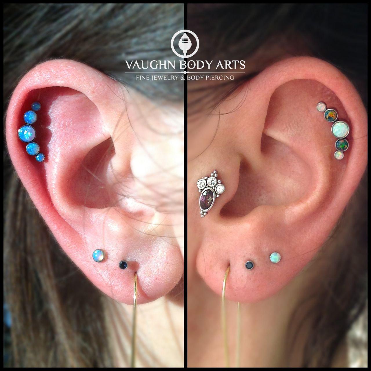 Piercing nose hole  VAUGHN BODY ARTS  Photo  Earrings  Pinterest  Beautiful Posts