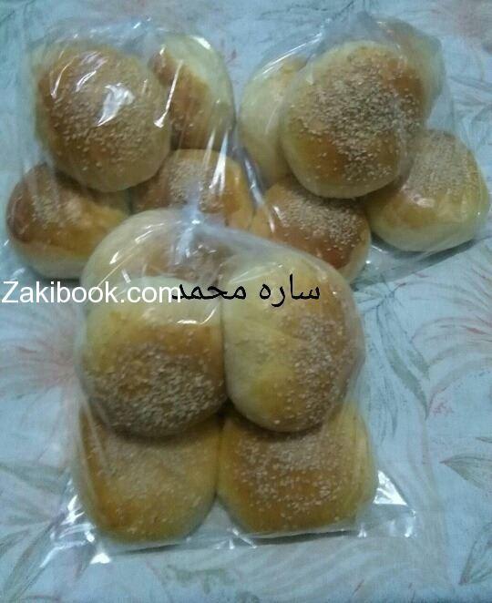 خبز البرجر من اروع ما يكون زاكي Syrian Food Food Sweet Pastries