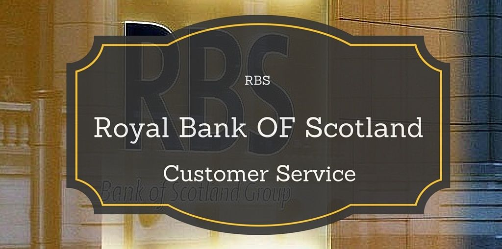 Rbs phone number telephone banking customer number
