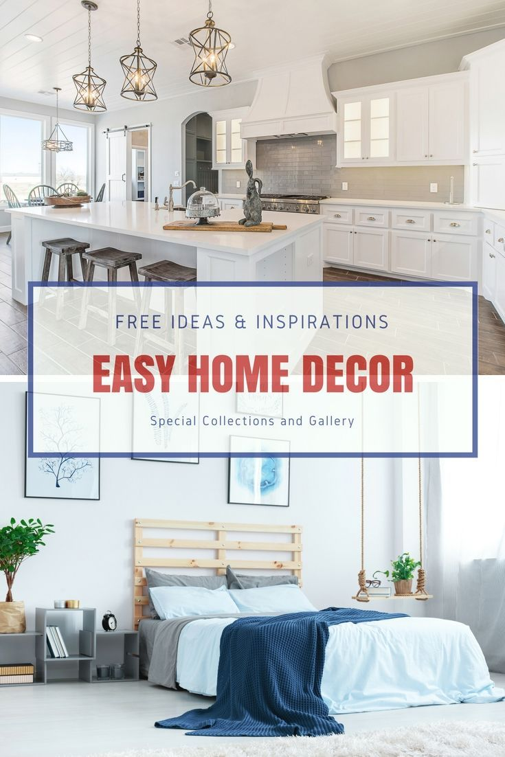 Easy home decor gallery lower your expenses with some of these useful ideas ideasforinteriorplanning also rh pinterest