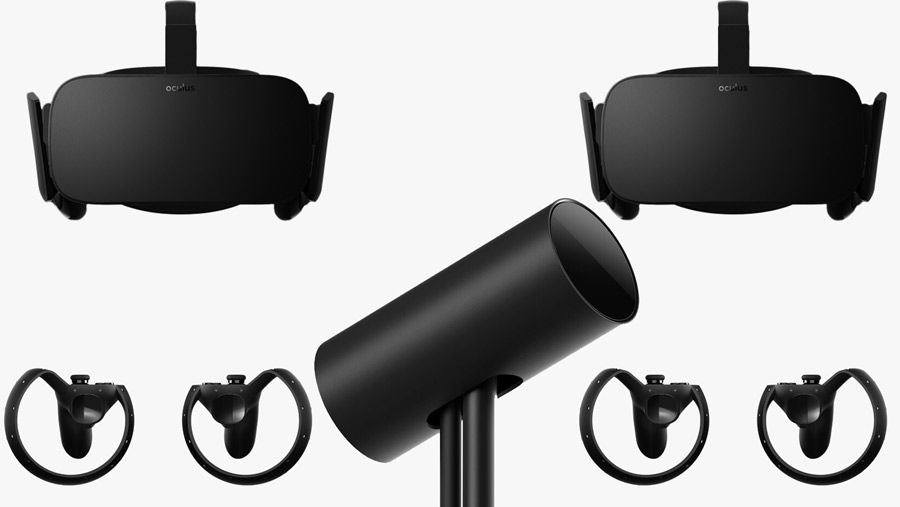 Oculus CV1 Positional Tracking