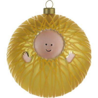 Photo of Alessi Gesu Bambino Christmas ornament