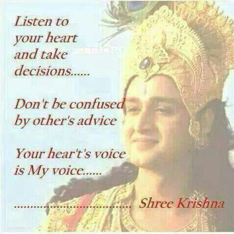 Jai Shree Krishna God Is In Everyone Krishna Bhagavad Gita