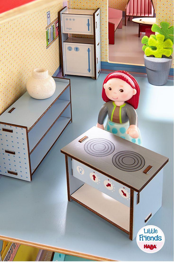 Little Friends U2013 Puppenhaus Möbel Küche (Artikelnummer 300508)