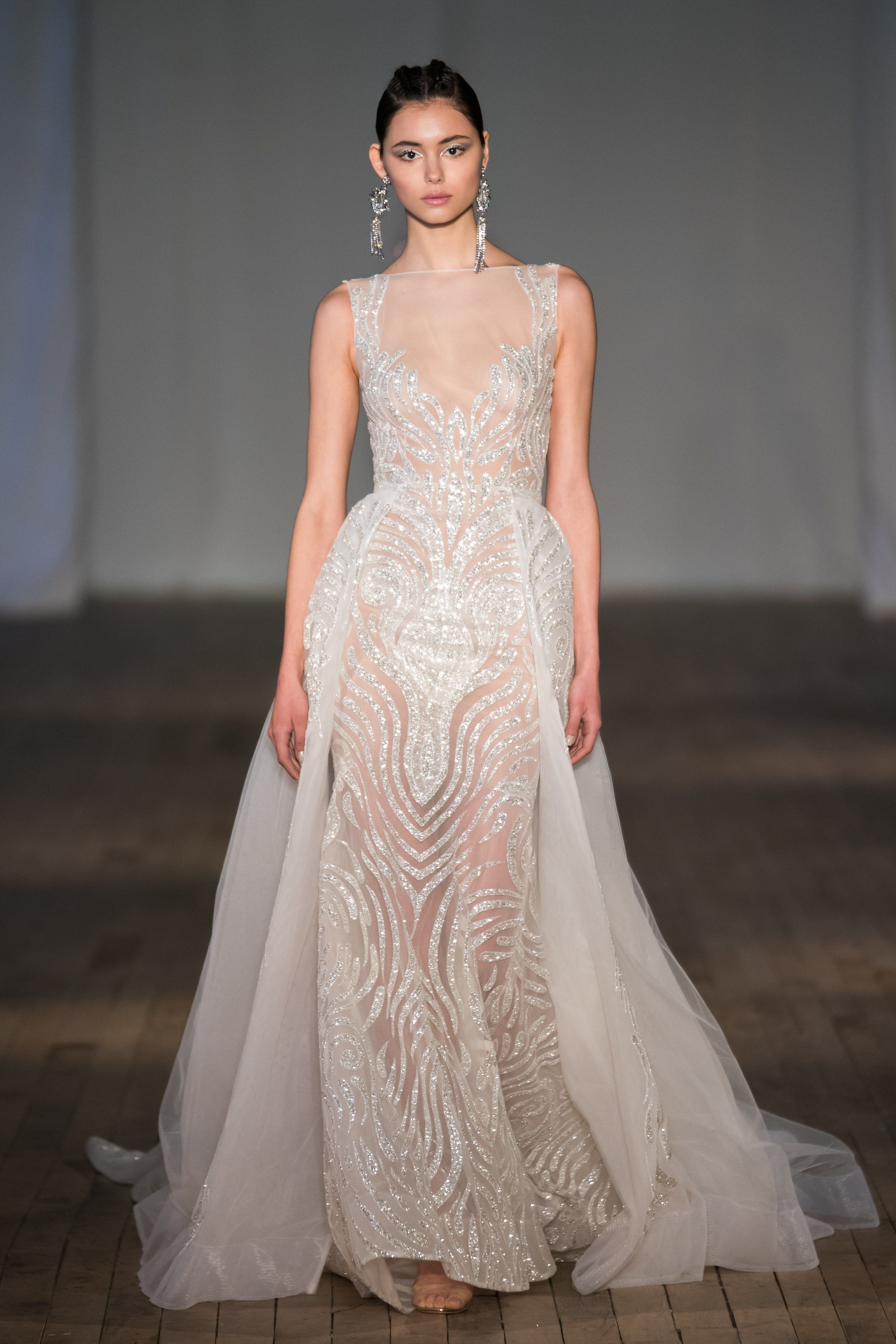 Berta Bridal & Wedding Dress Collection Spring 2019 | Brides | Berta ...