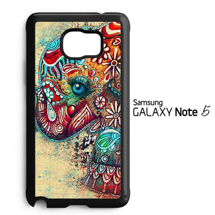 lowest price 3a36c 71f6c Color elephants Samsung Galaxy Note 5 Case | Red2Red | Galaxy note 5 ...
