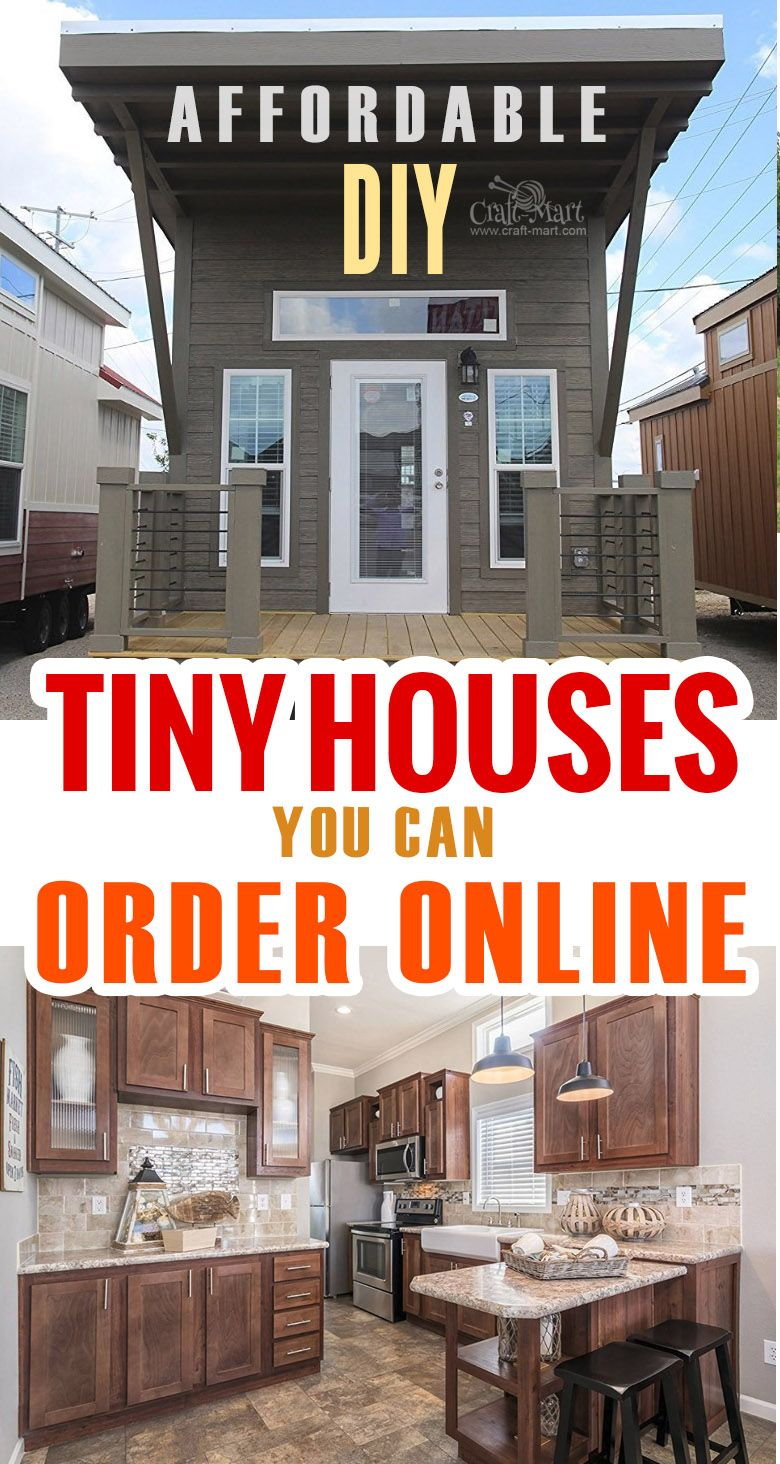 Prefab Tiny Houses You Can Order Online Right Now | house design ...